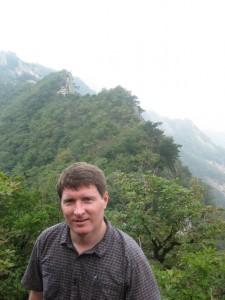 A photo of Dr. Ian Agol