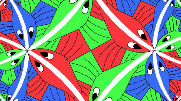 From Hyperbolic Geometry to Cube Complexes and Back | Quanta Magazine