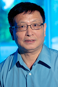 Yitang Zhang (Photo: University of New Hampshire)