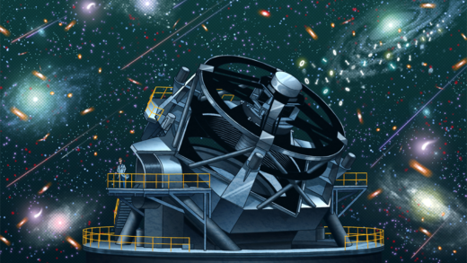 As physics prepares for ambitious projects like the Large Synoptic Survey Telescope, the field is seeking new methods of data-driven discovery.