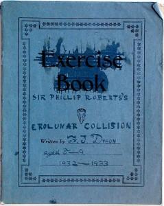 Sir Phillip Roberts's Erolunar Collision