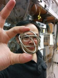 Borromean rings.