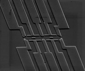A qubit circuit.