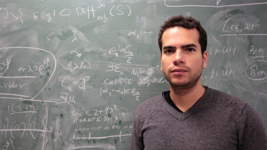 "Artur Avila's solutions to ubiquitous problems in chaos theory have ""changed the face of the field,"" earning him Brazil's first Fields Medal."