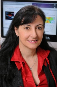 Marcela Carena, a senior scientist at Fermi National Accelerator Laboratory in Batavia, Ill.