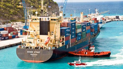 Ships Docking