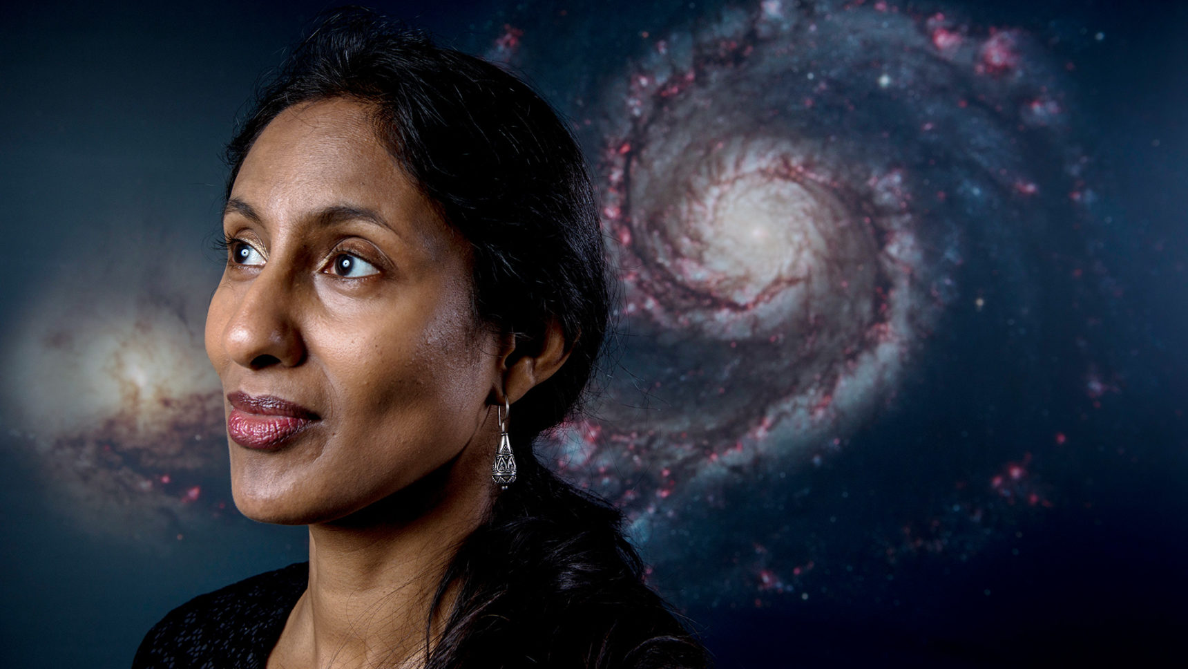 Video: University College London physicist Hiranya Peiris explains how the multiverse can be tested.