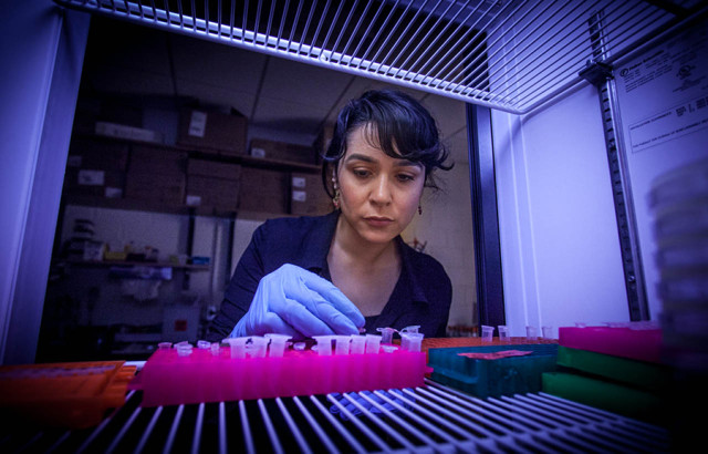 Betul Kacar, a research fellow at Harvard University, has revived an ancient protein in E. coli.