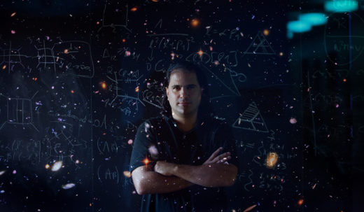 Nima Arkani-Hamed is championing a campaign to build the world's largest particle collider, even as he pursues a new vision of the laws of nature.