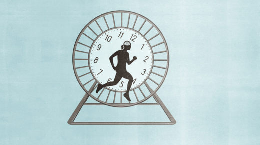<p>The same brain cells that track location in space appear to also count beats in time. The research suggests that our thoughts may take place on a mental space-time canvas.</p>