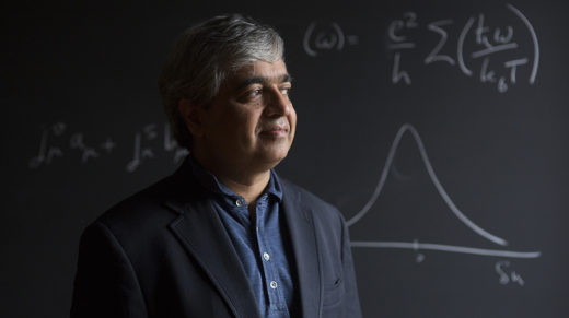 <p>The physicist Subir Sachdev borrows tools from string theory to understand the puzzling behavior of high-temperature superconductors.</p>