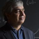 Subir Sachdev has used string theory to accurately predict the behavior of a unique material. The results are due to appear in an upcoming issue of the journal Science.