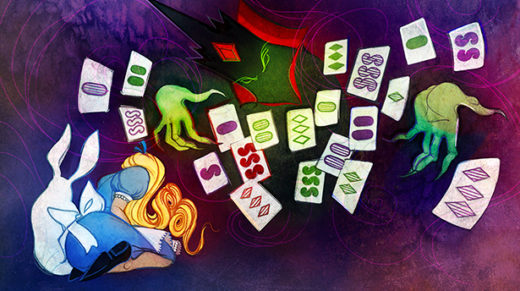 A new series of papers has settled a long-standing question related to the popular game in which players seek patterned sets of three cards.