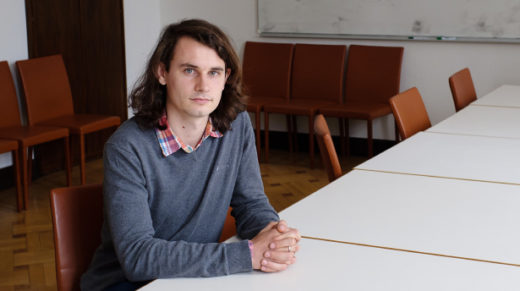 <p>Peter Scholze is a favorite to win one of the highest honors in mathematics for his contributions in number theory and geometry.</p>