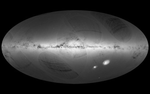 The first star map from the ESA's Gaia space telescope is poised to revolutionize our understanding of the Milky Way galaxy.