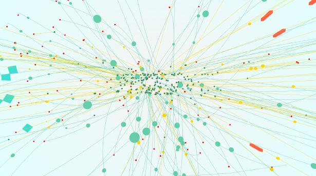 LHC Collision Events - Visualization