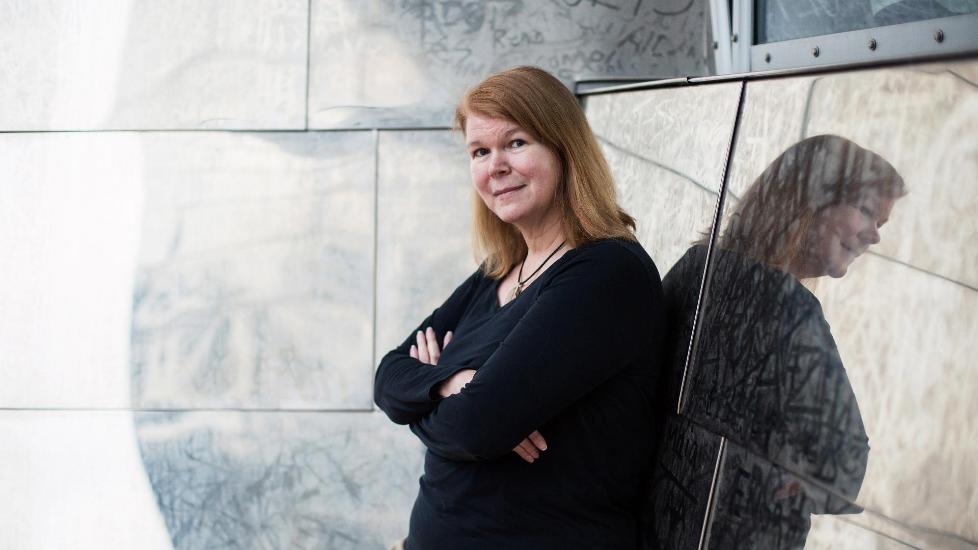 Janet Conrad by Kayana Szymczak