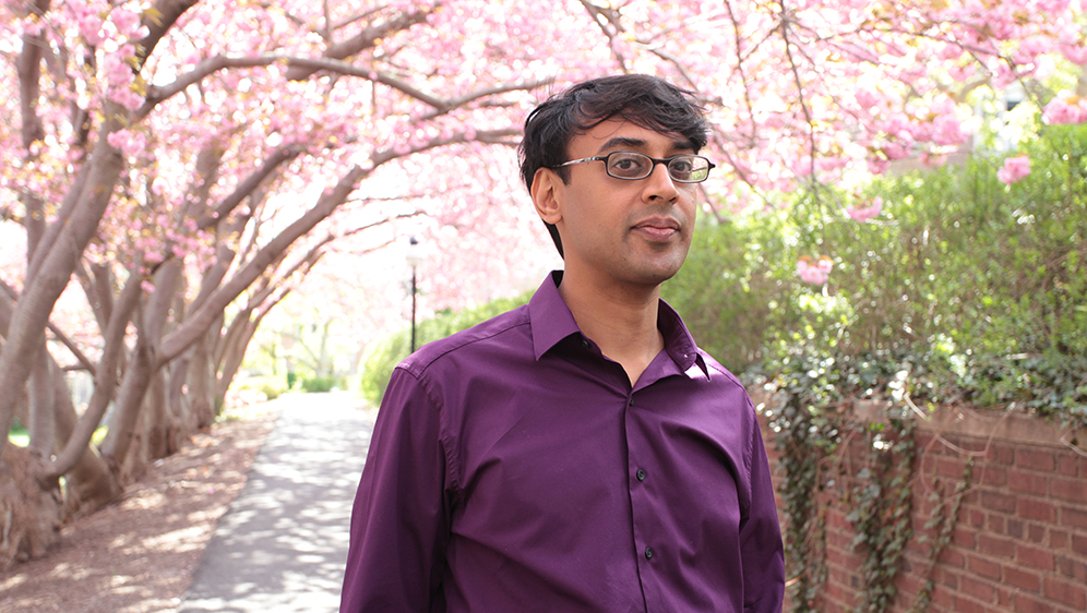 The search for artistic truth and beauty has led Manjul Bhargava to some of the most profound recent discoveries in number theory.