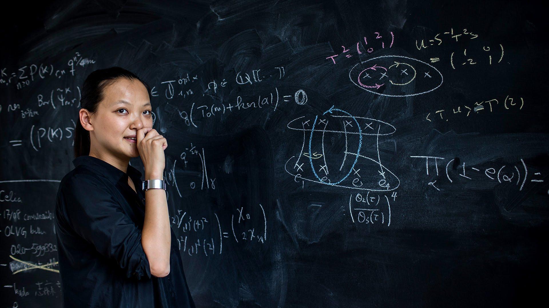 Miranda Cheng: A Moonshine Master Toys With String Theory | Quanta Magazine