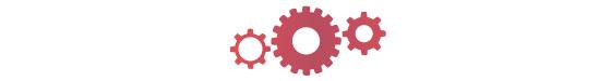 An image of interlocking gears