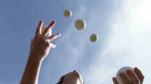 Juggling has advanced enormously in recent decades, thanks in part to the mathematical study of possible patterns.