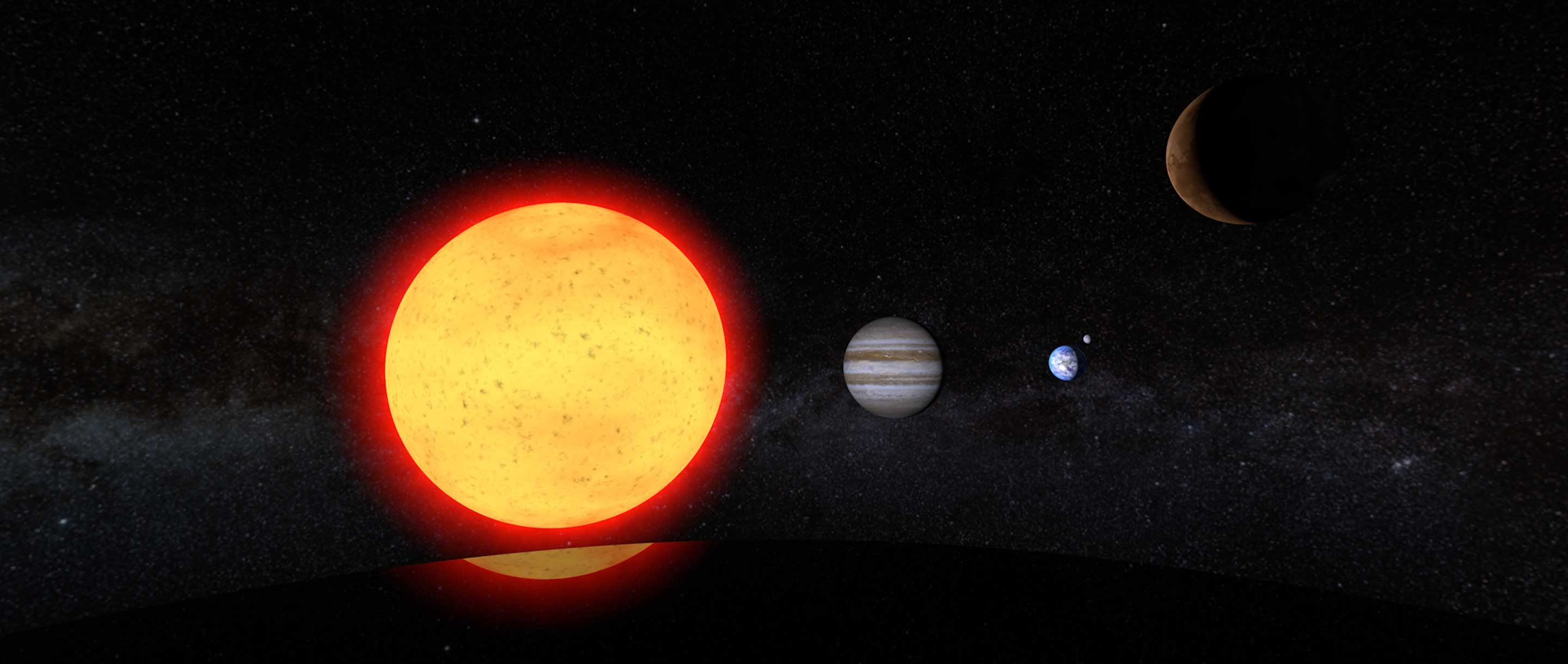 Journey to the Birth of the Solar System