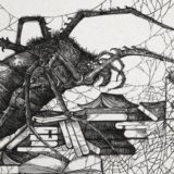 Spiders appear to offload cognitive tasks to their webs, making them one of a number of species with a mind that isn't fully confined within the head.
