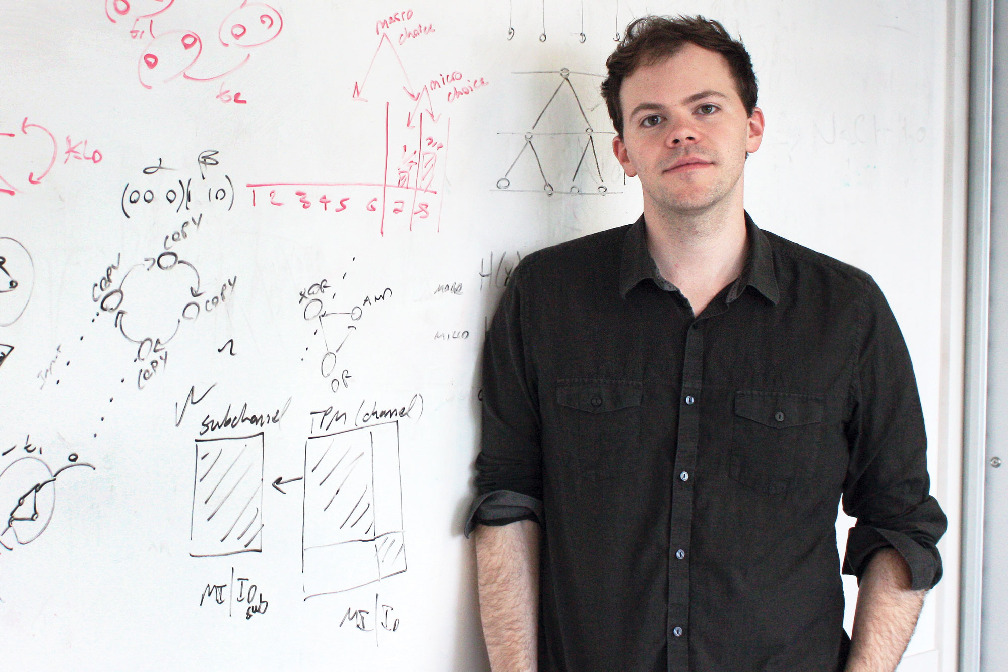 Erik Hoel, a theoretical neuroscientist at Columbia University.