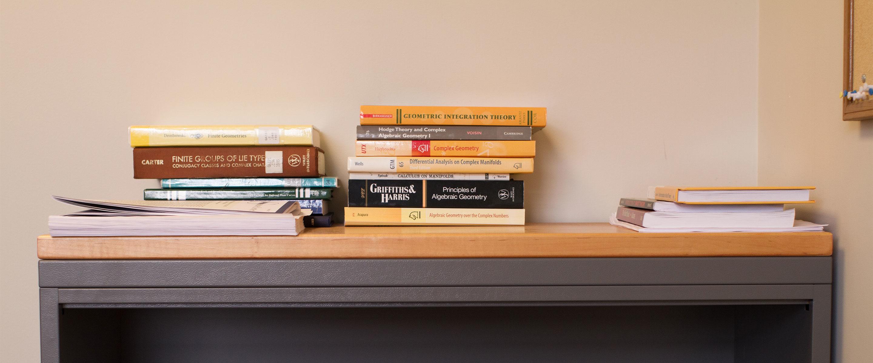 June Huh's books