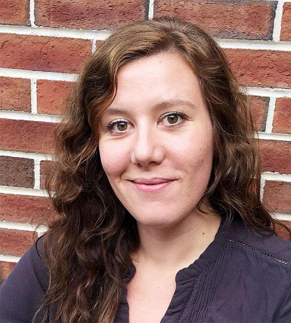 Larissa Albantakis, a theoretical neuroscientist at the University of Wisconsin, Madison.