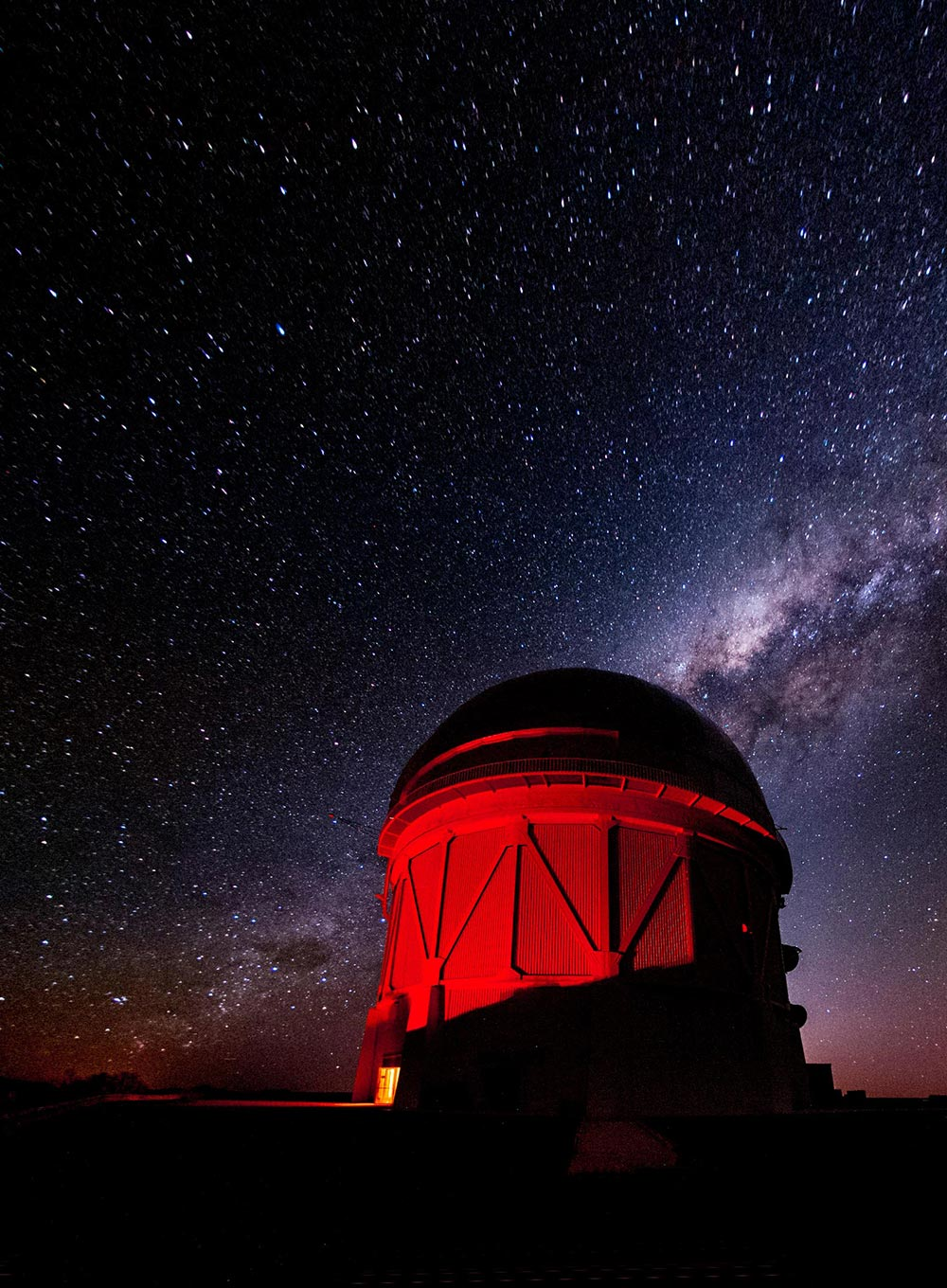 Dark Energy Survey telescope
