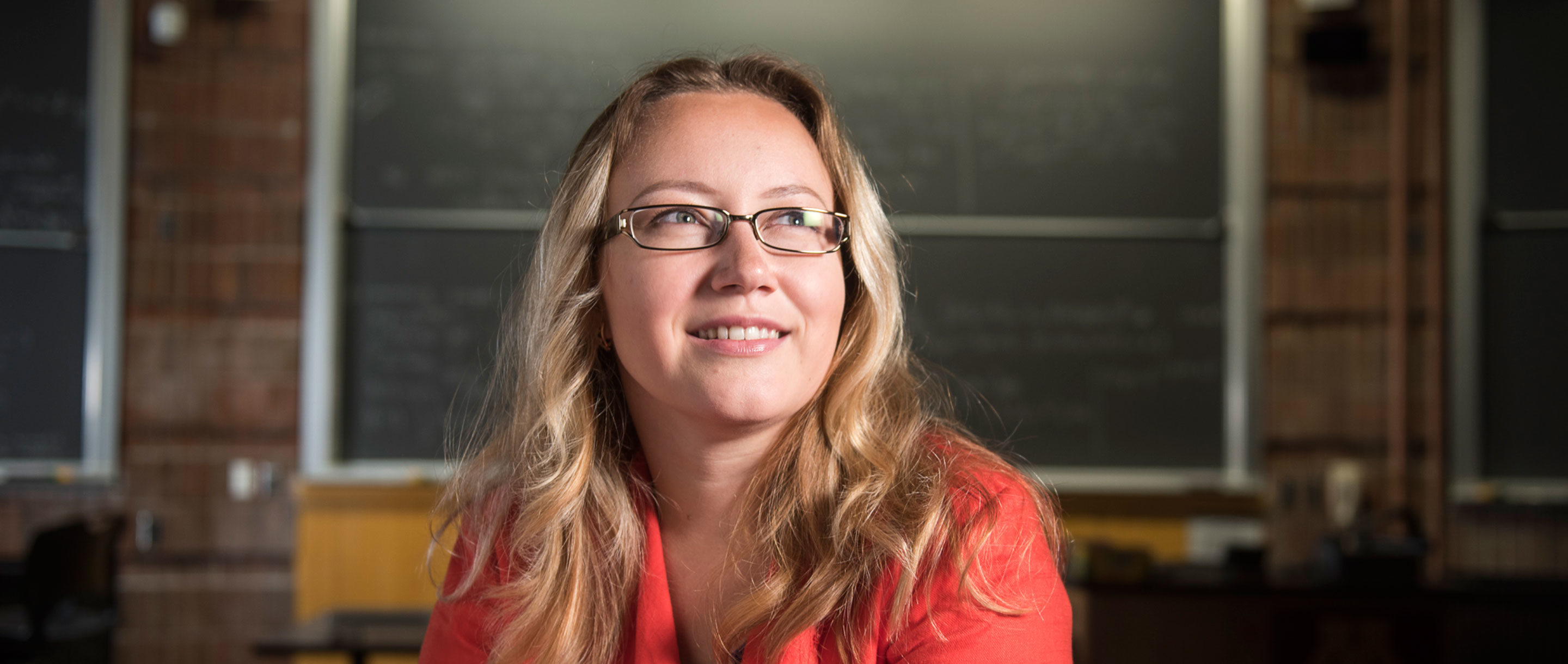 The mathematician Svitlana Mayboroda and collaborators have figured out how to predict the behavior of electrons — a mathematical discovery that could have immediate practical effects.