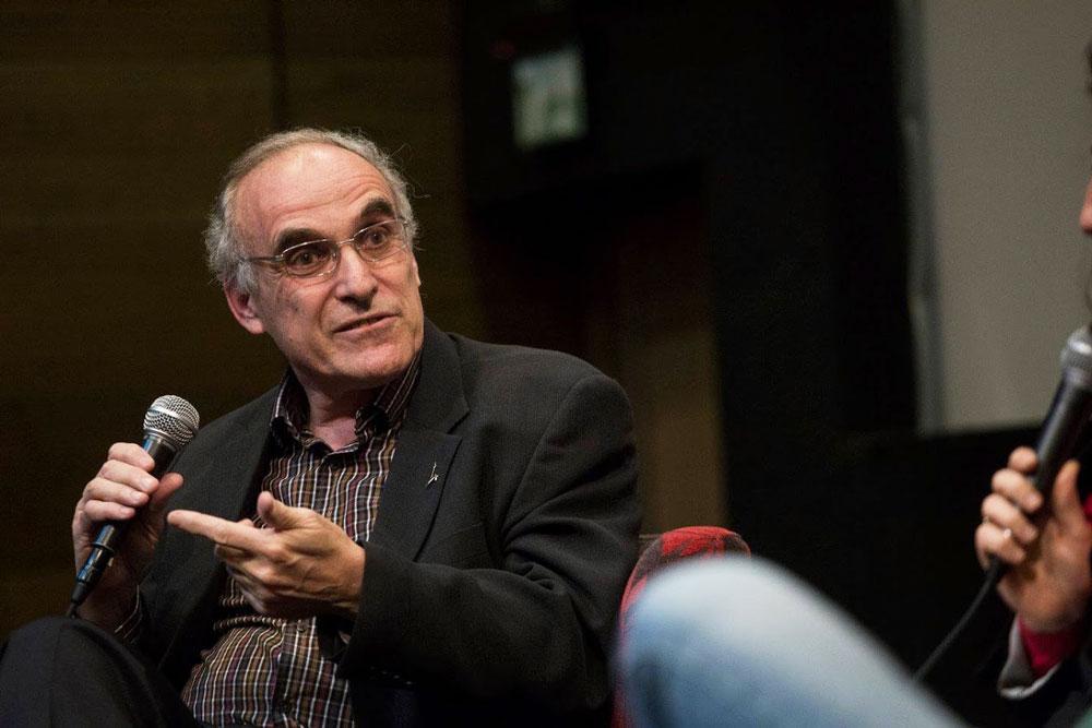 Naftali Tishby, a professor of computer science at the Hebrew University of Jerusalem.