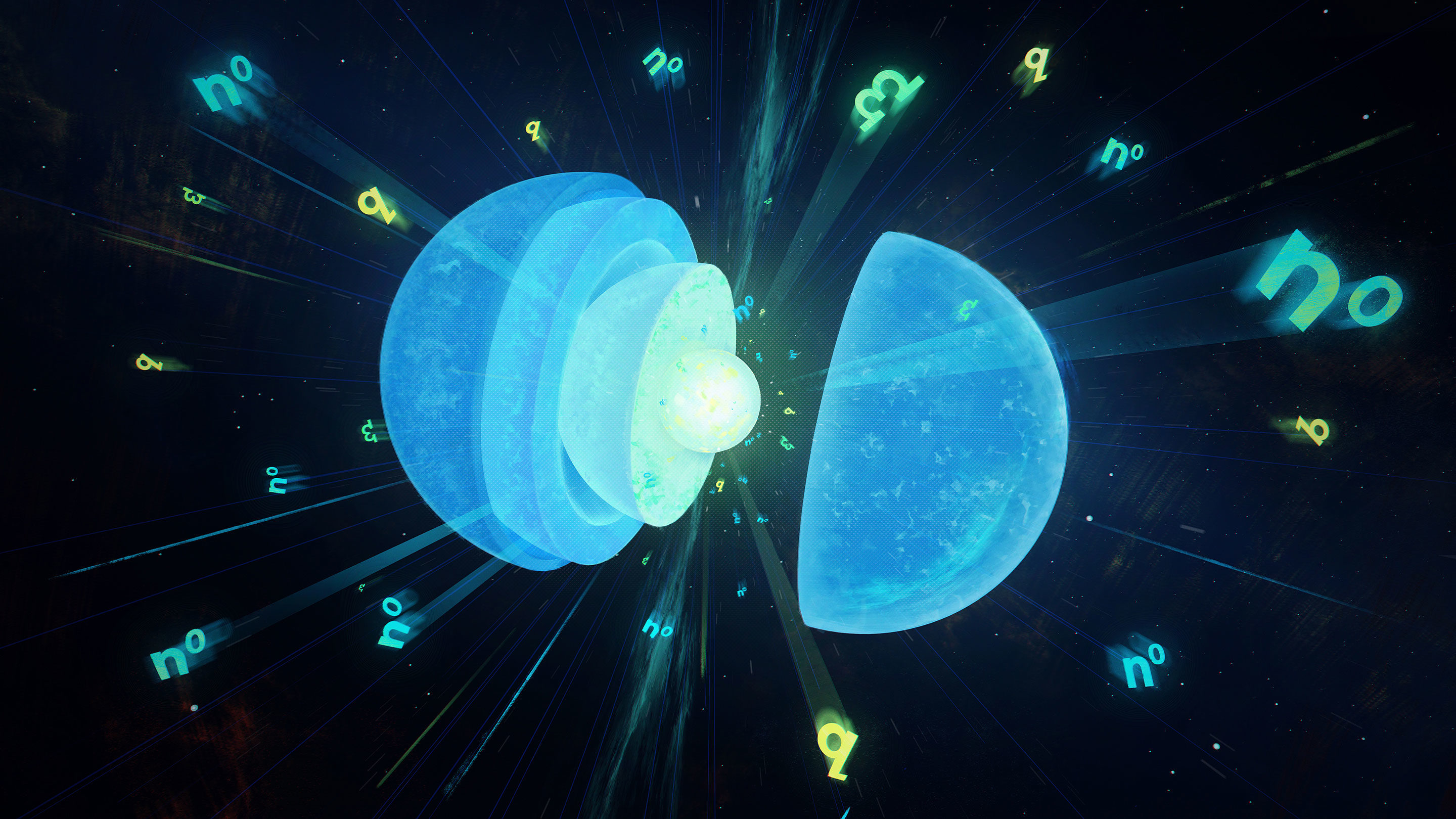 squishy or solid a neutron star s insides open to debate quanta