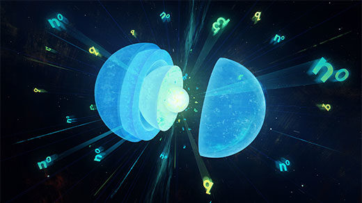 The core of a neutron star is such an extreme environment that physicists can't agree on what happens inside. But a new space-based experiment — and a few more colliding neutron stars — should reveal whether neutrons themselves break down.
