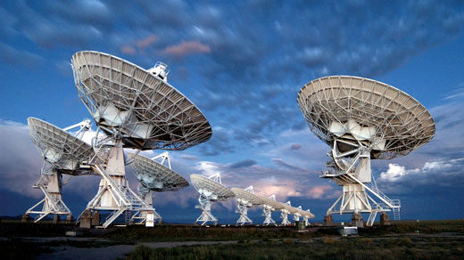 Repeating radio bursts are among the most mysterious phenomena in the universe. A new theory explores how some of their puzzling properties can be explained by galactic lenses made of plasma.