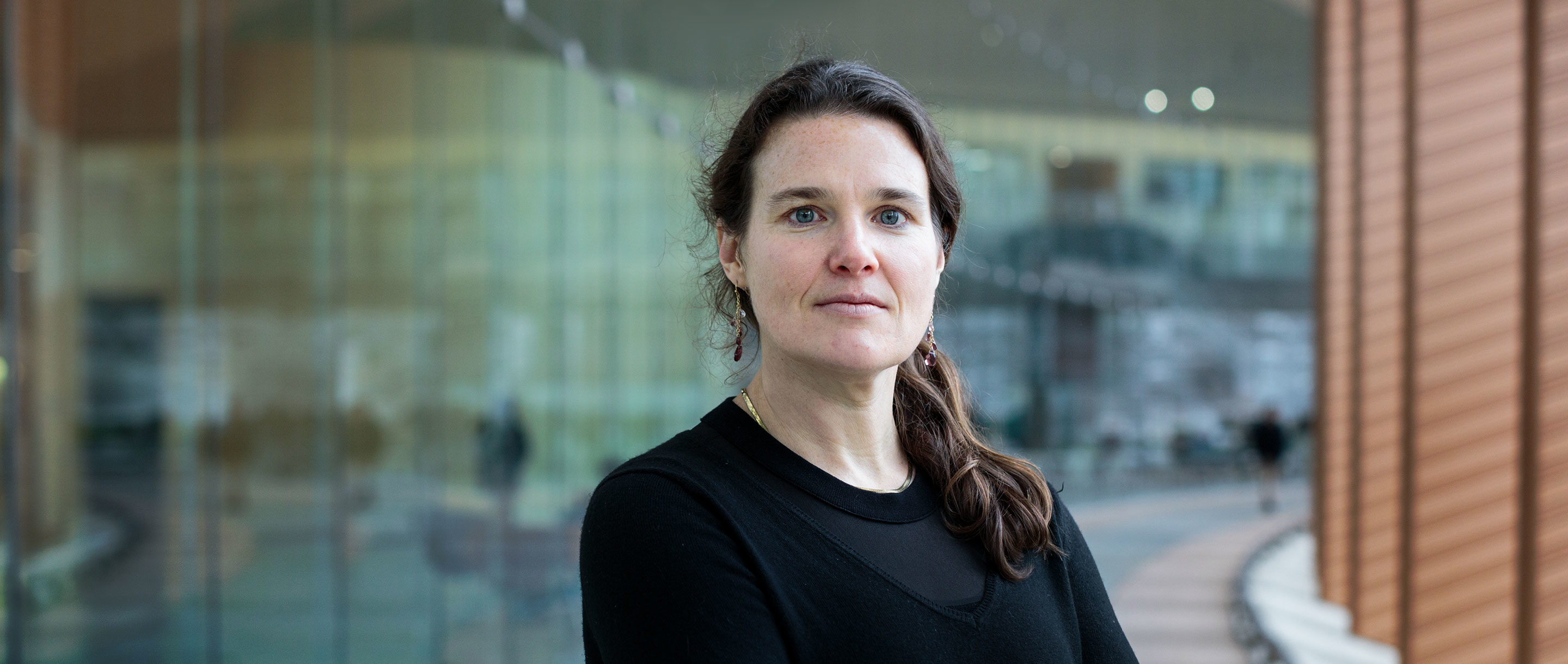 Barbara Engelhardt, a Princeton University computer scientist, wants to strengthen the foundation of biological knowledge in machine-learning approaches to genomic analysis.