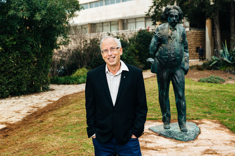 Lede photo of Gil Kalai