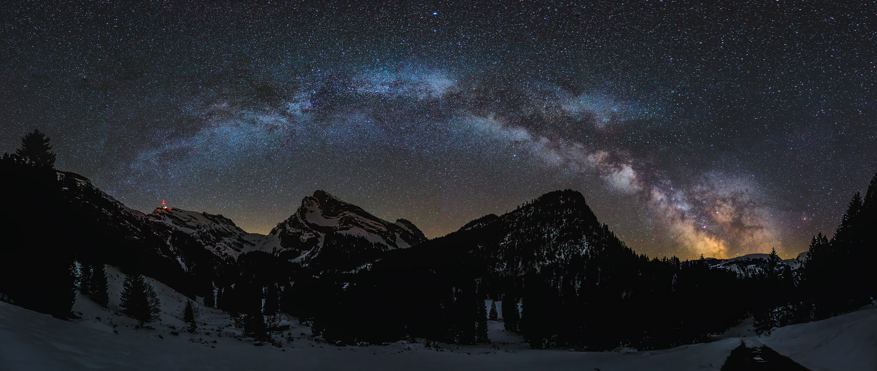 """Photo for """"The Milky Way Once Collided With Another Galaxy"""""""