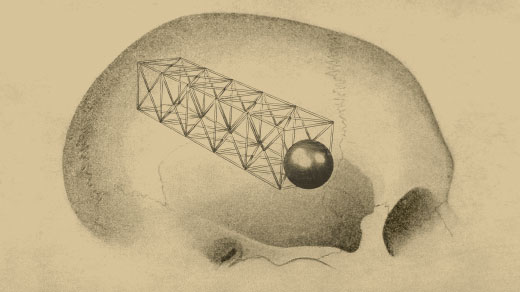 """Illustration for """"Brains May Teeter Near Their Tipping Point"""""""
