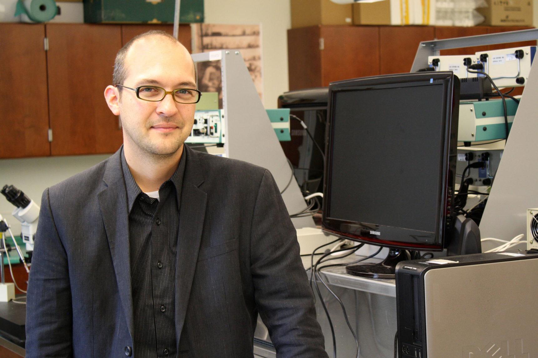 Photo of Robert Calin-Jageman