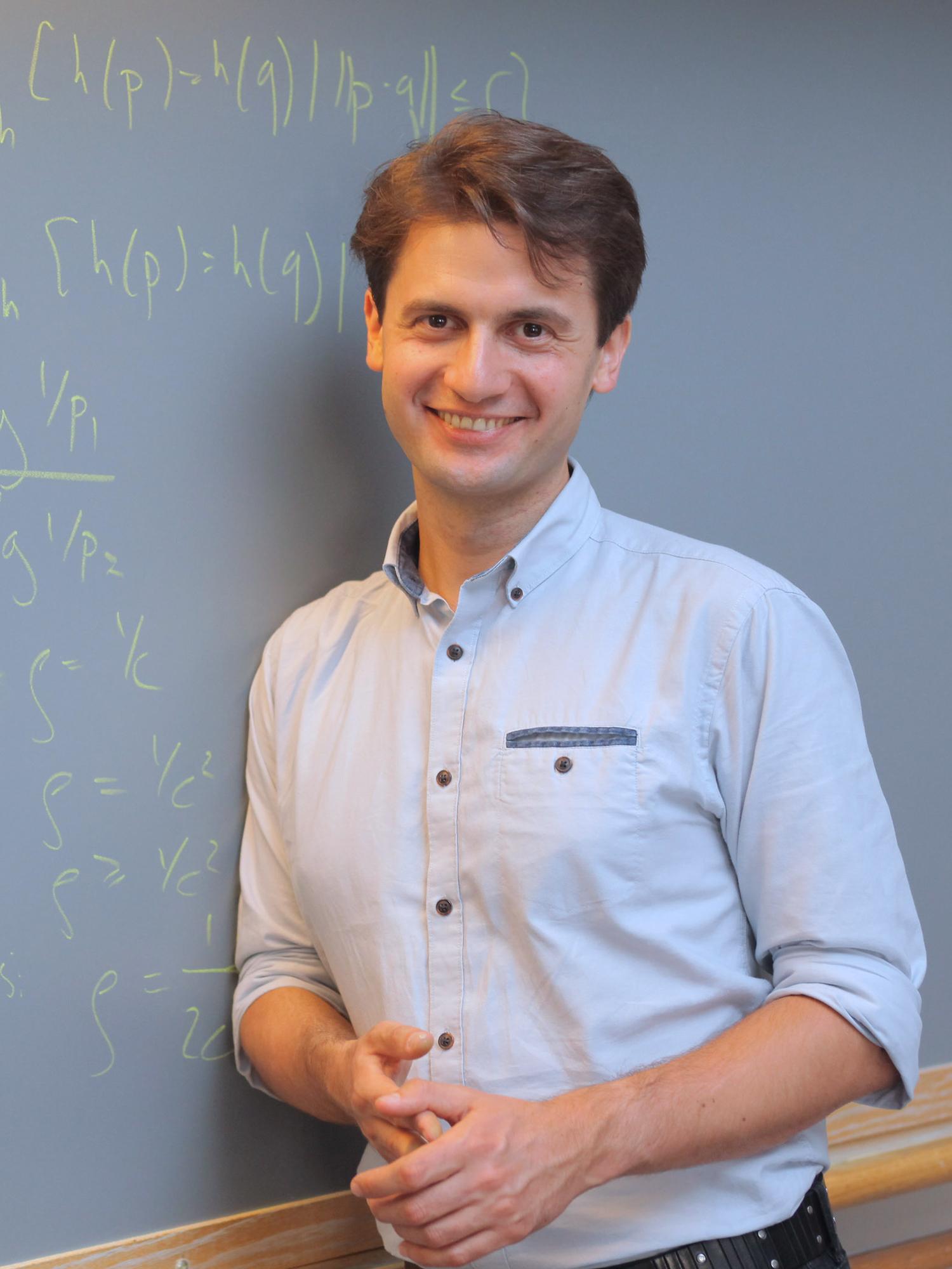 Photo of Alexandr Andoni