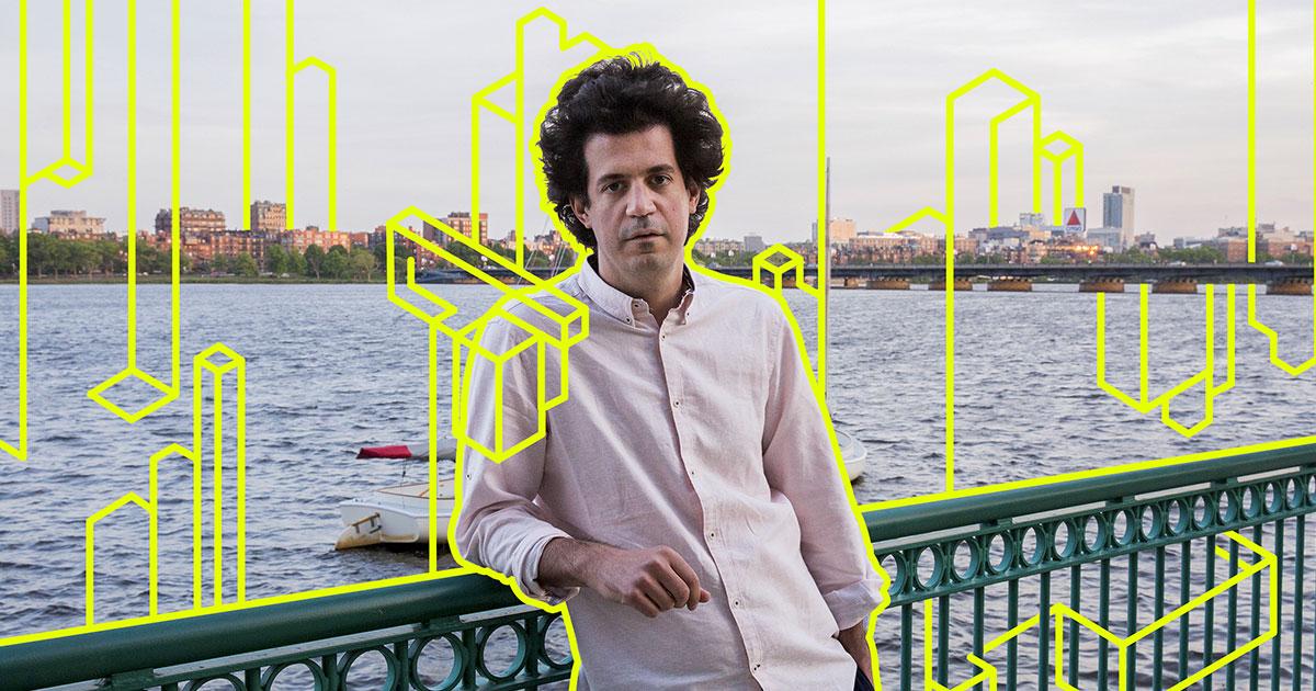 Computer Scientist Constantinos Daskalakis Wins Nevanlinna Prize | Quanta Magazine