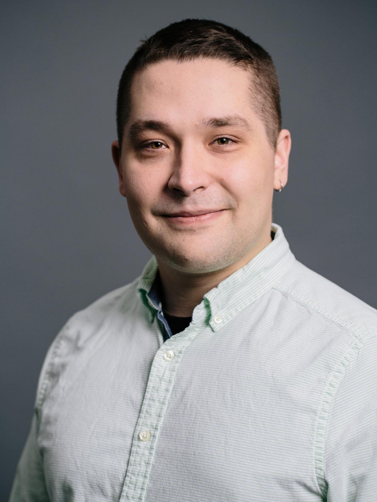 Photo of Ilya Razenshteyn