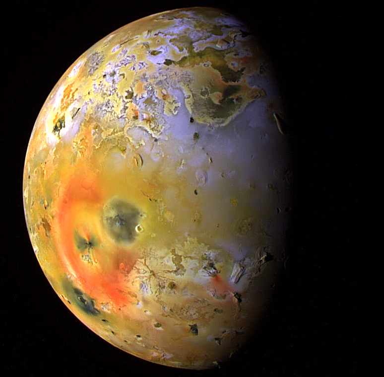 Photo of Io