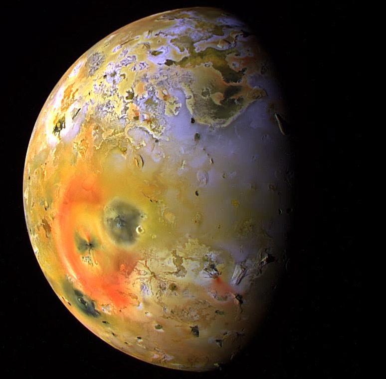 Photo of Io