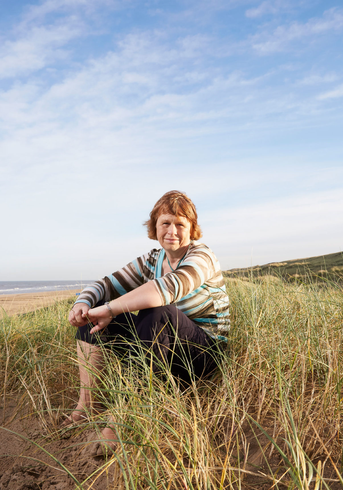 Portrait of Ewine van Dishoeck