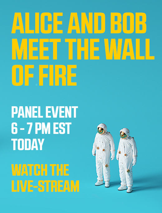 Join writers and editors from Quanta Magazine for a stimulating panel discussion on the biggest ideas in math and science presented in two new books: Alice and Bob Meet the Wall of Fire and The Prime Number Conspiracy.
