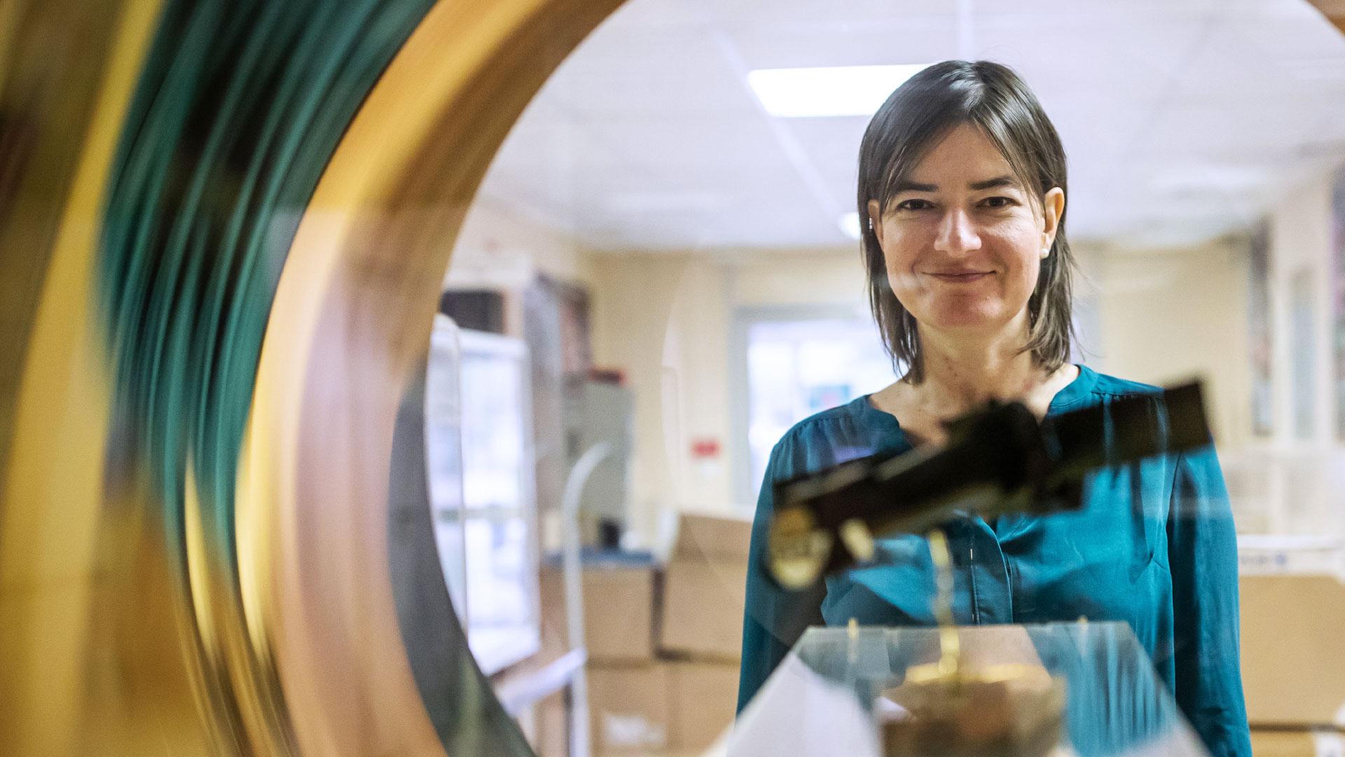 Valeria Pettorino on Learning About Dark Energy With the Euclid Satellite | Quanta Magazine