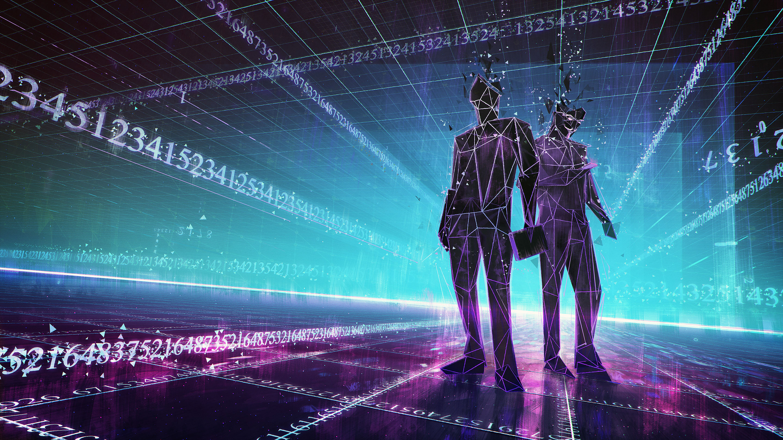 Sci-Fi Writer Greg Egan and Anonymous Math Whiz Advance Permutation